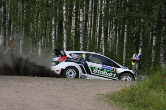 Stobart Rallye